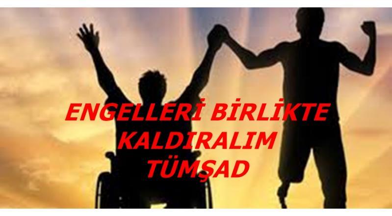 ENGELLERİ BERABER AŞALIM